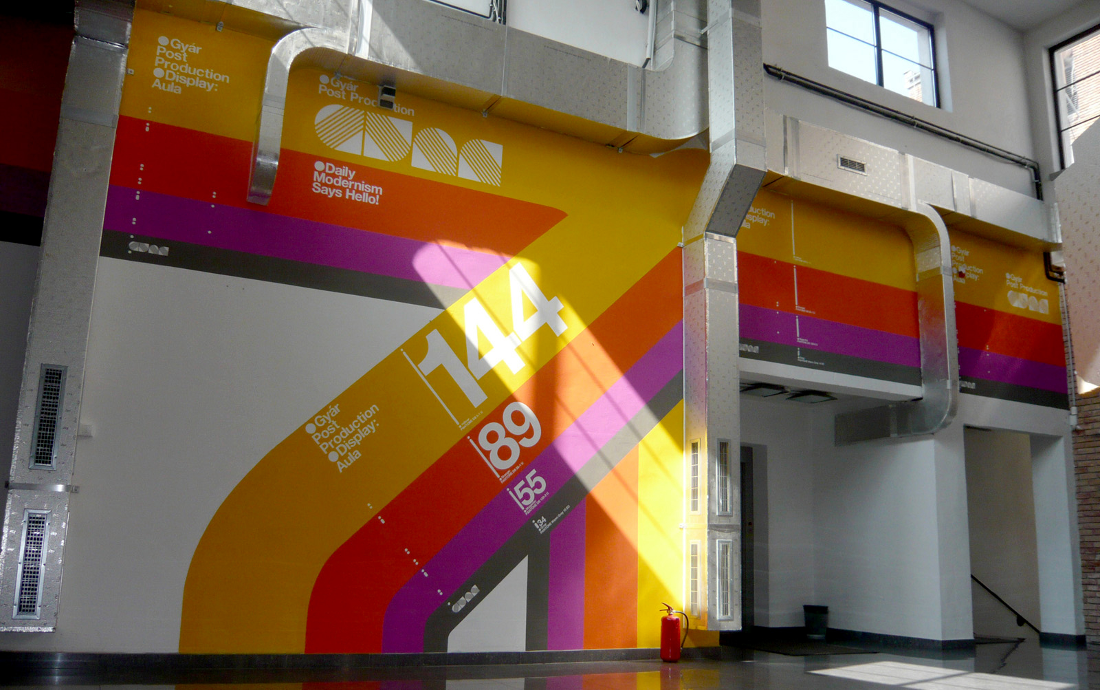 neopaint works - dekorációs falfestés - graffiti