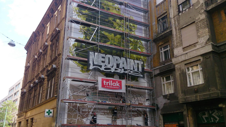 Kristályfa - Neopaint Works