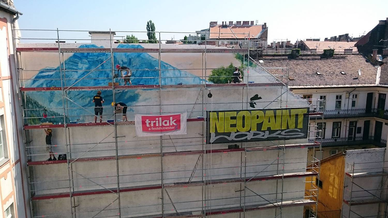 Dob Suli - Neopaint Works