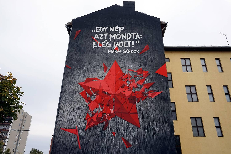 1956 - Vörös Csillag - Neopaint Works