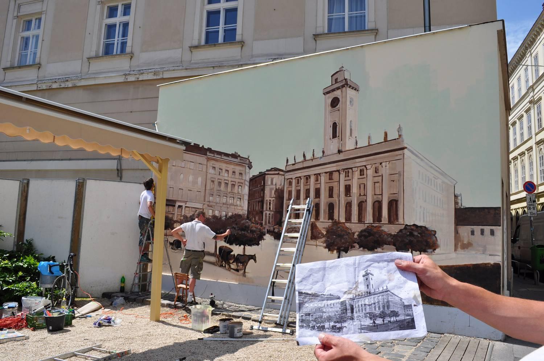 Budapest Anno Városháza - Neopaint Works