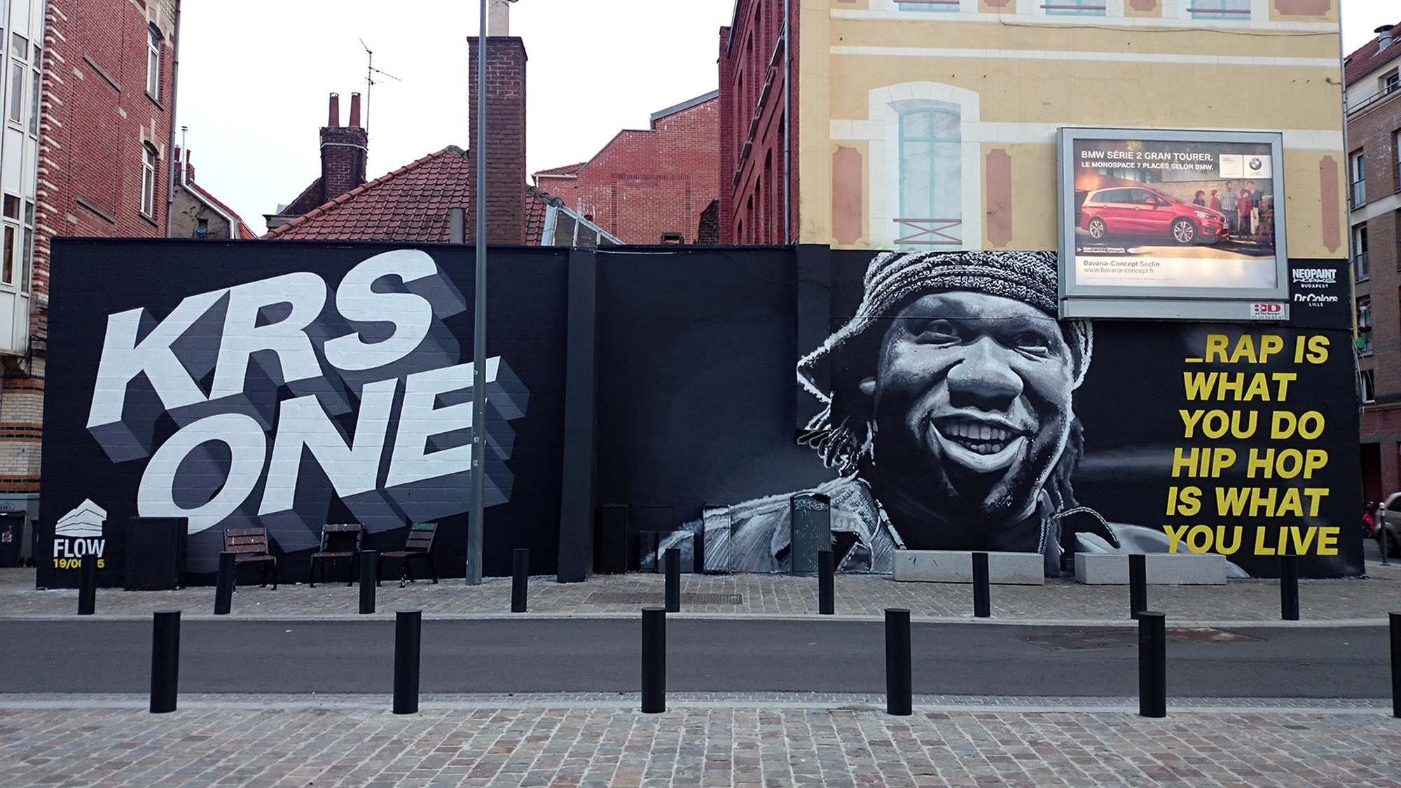 KRS One Neopaint 2015