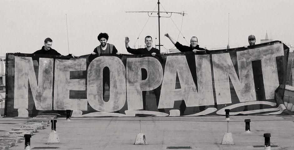 Rólunk csoportkép - Neopaint