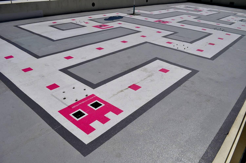 3D földfestés - Neopaint Works