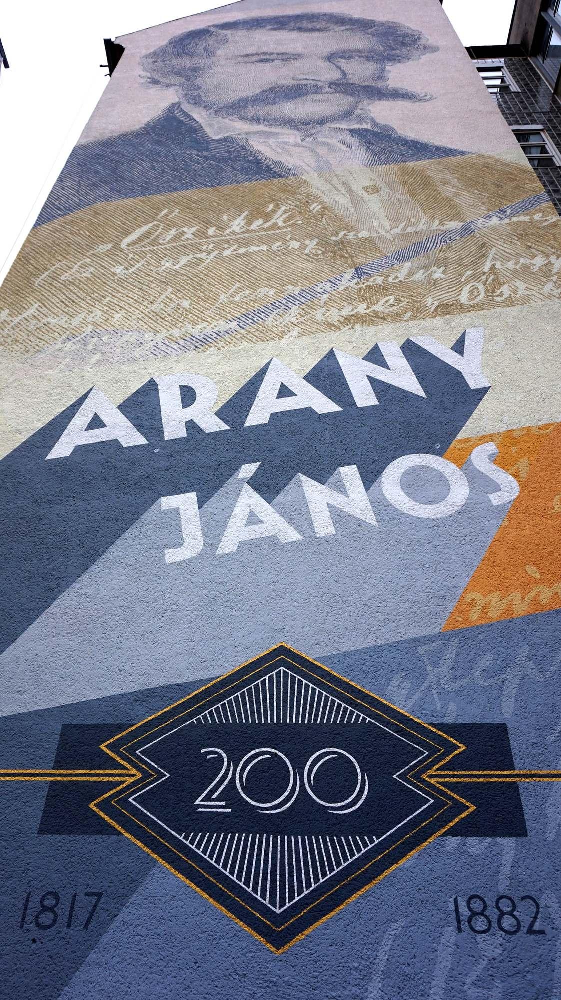 Arany János 200 - Neopaint