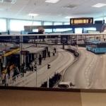 BKK központ - Neopaint Works