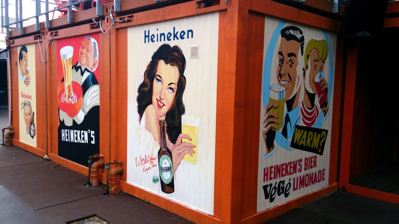 Heineken-Park Budapest - Neopaint Works