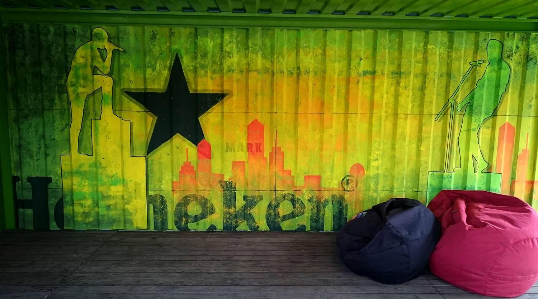 Heineken Park - Neopaint Works