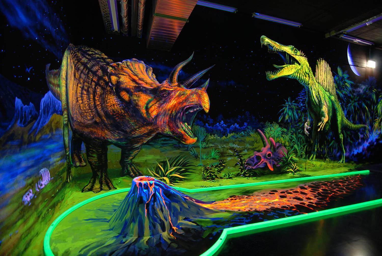 Jurassic - Neopaint Works