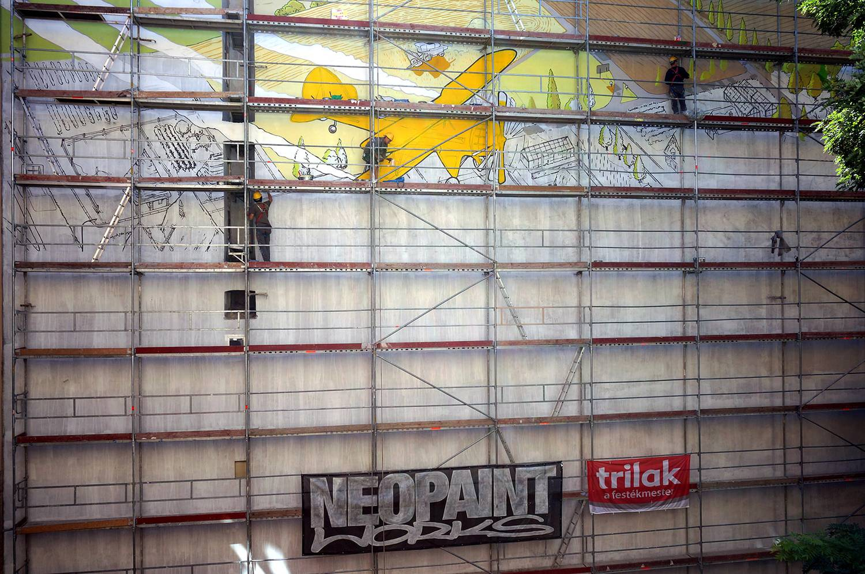Meseváros - Neopaint Works