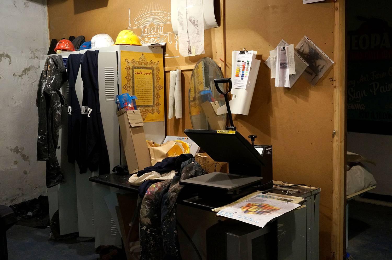 Műhelyünk - Neopaint Works