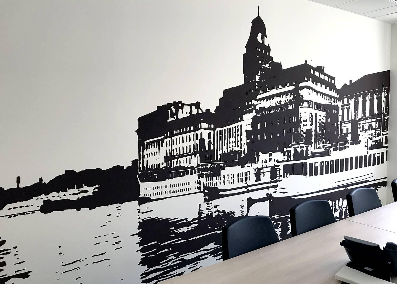 Richardson Office - Neopaint