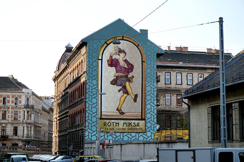 Róth Miksa - Neopaint Works
