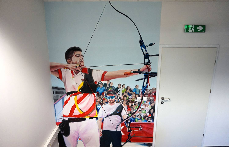 Sport - Decathlon - Dunakeszi - Neopaint Works