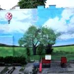 Tájkép - Király utca - Neopaint Works