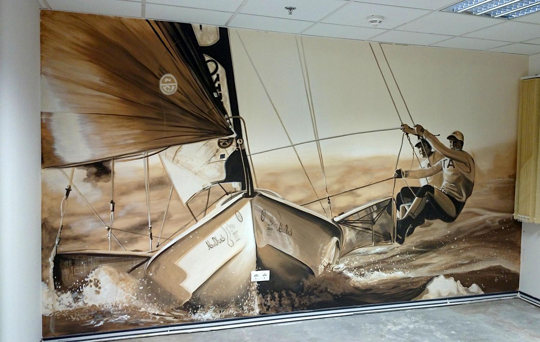 sport festmények - neopaint works