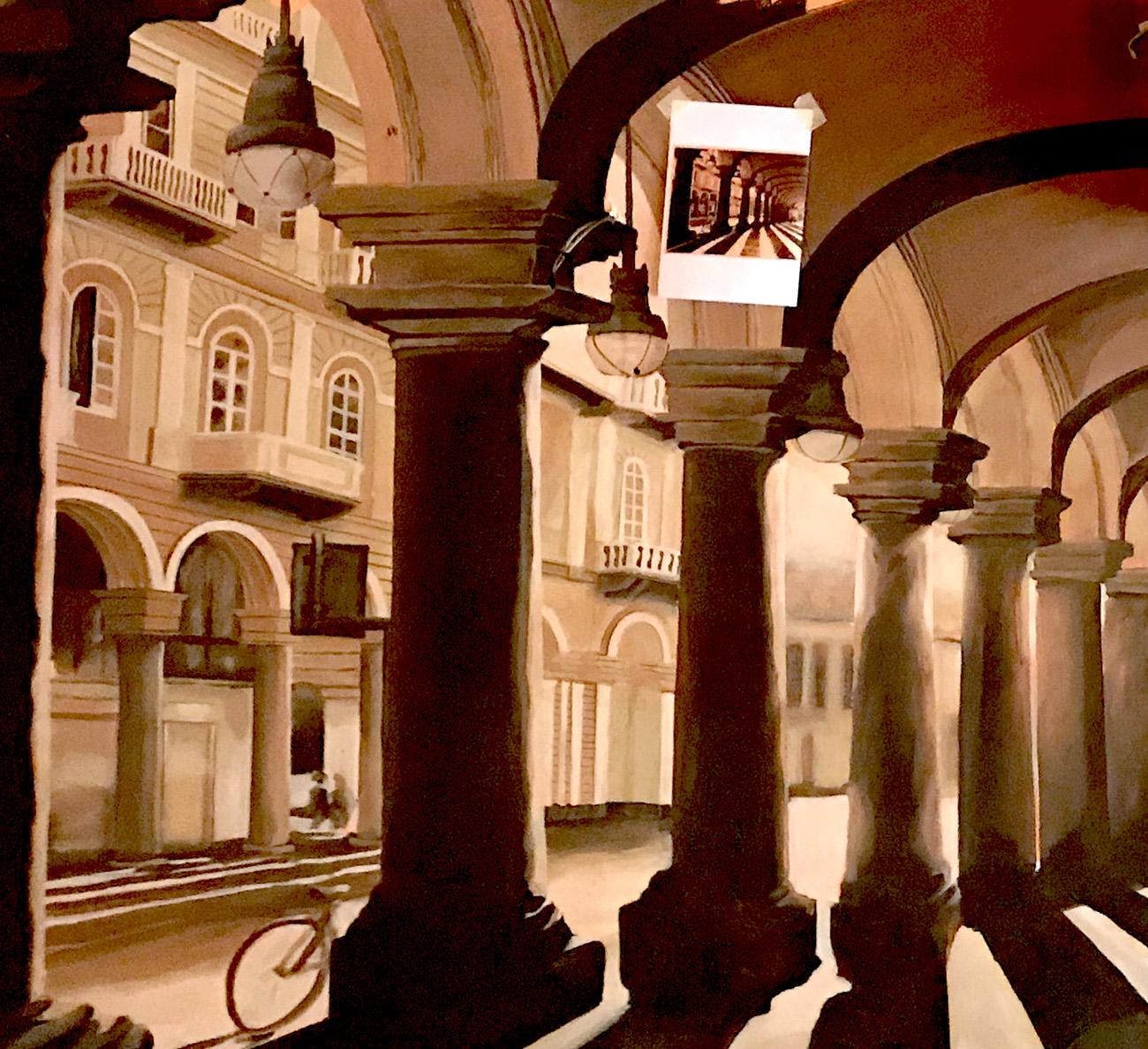 via venezia freskó - neopaint works