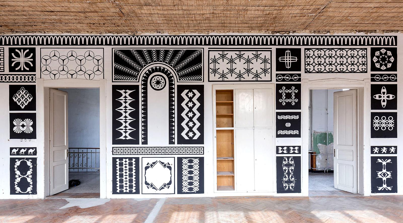 11 walls dekorfestmények - neopaint works