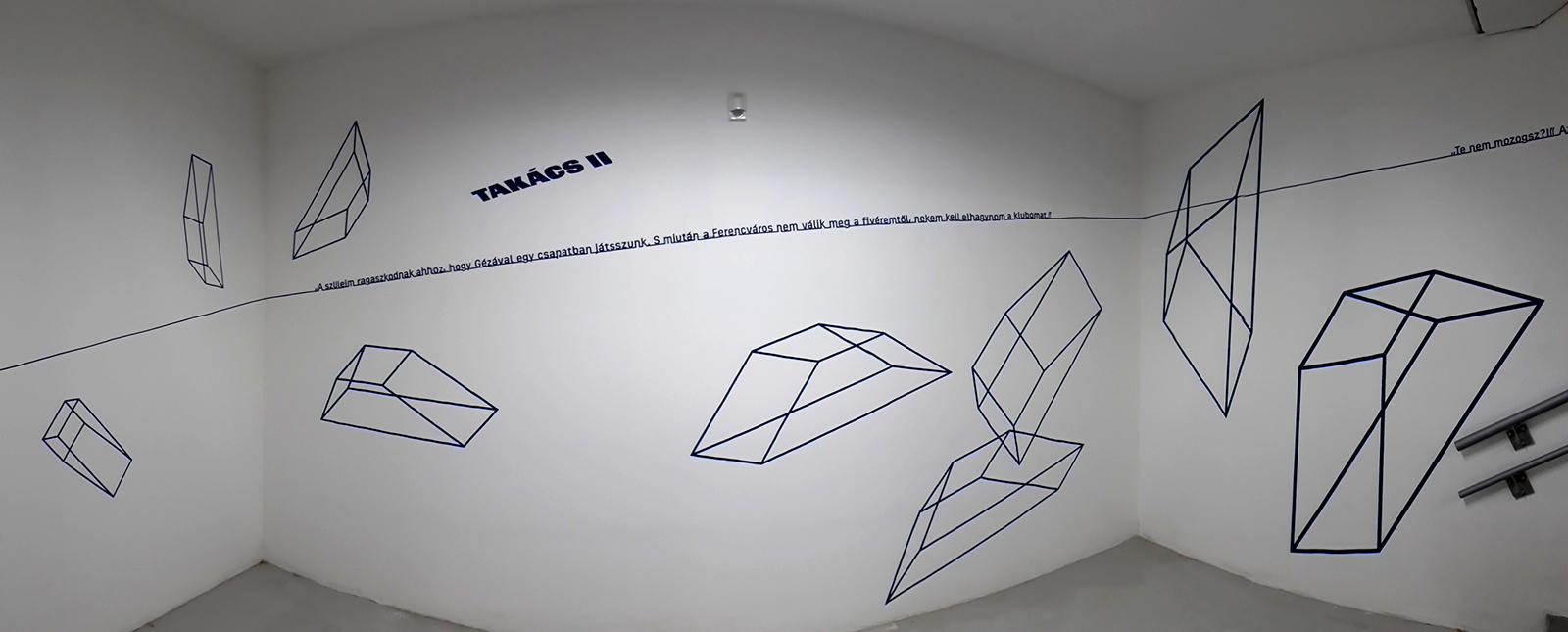 vasas stadion dekoráció - neopaint works