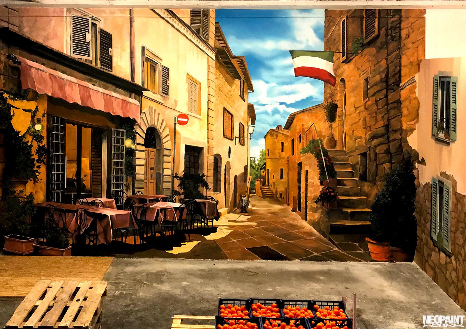 épületfestés - dekoráció - falfestmény - neopaint works (3)