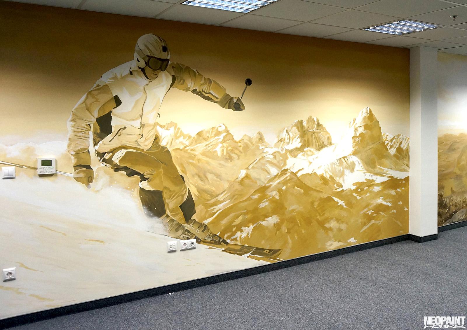 faldekoráció festve - graffiti - festmény - neopaint works - sport (1)