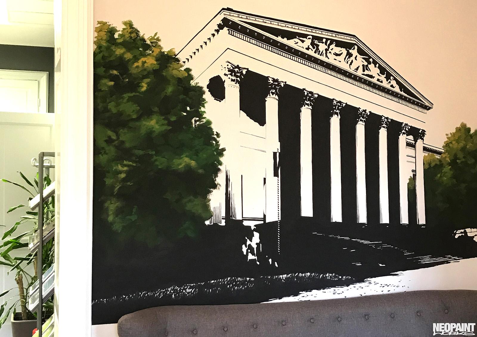 művészi falfestés - freskó - neopaint works (9)
