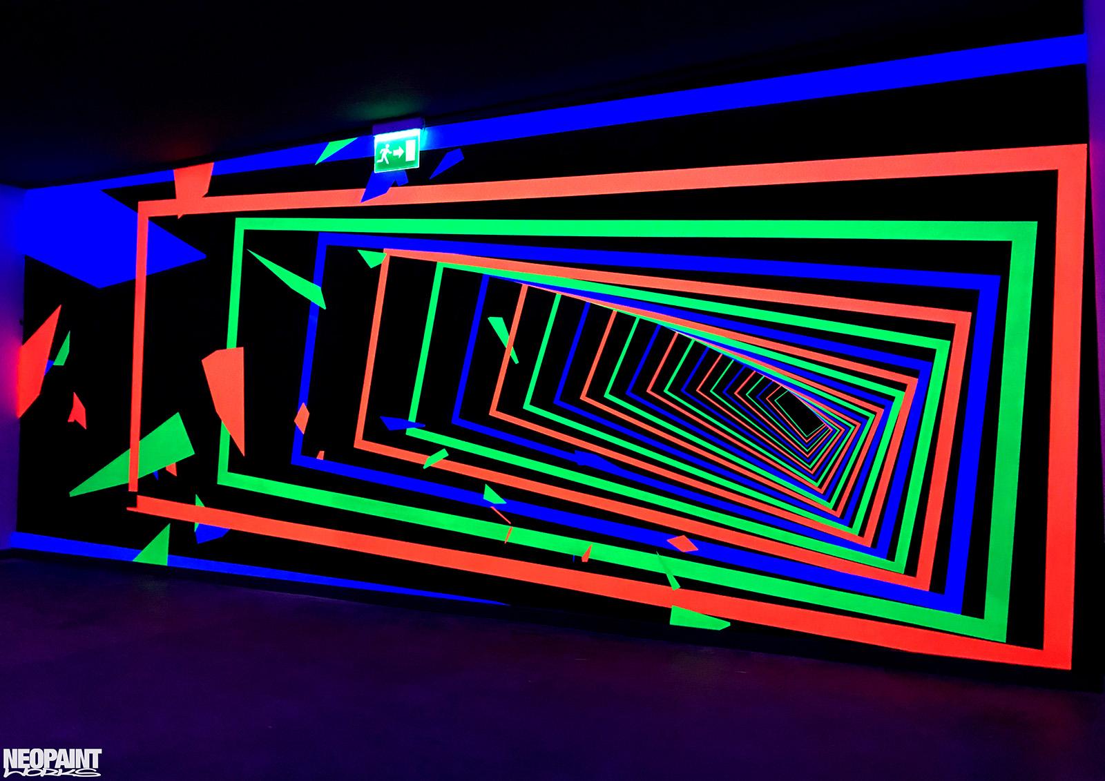 uv falfestmény - fluoreszkáló - világító - festék - neopaint works (2)